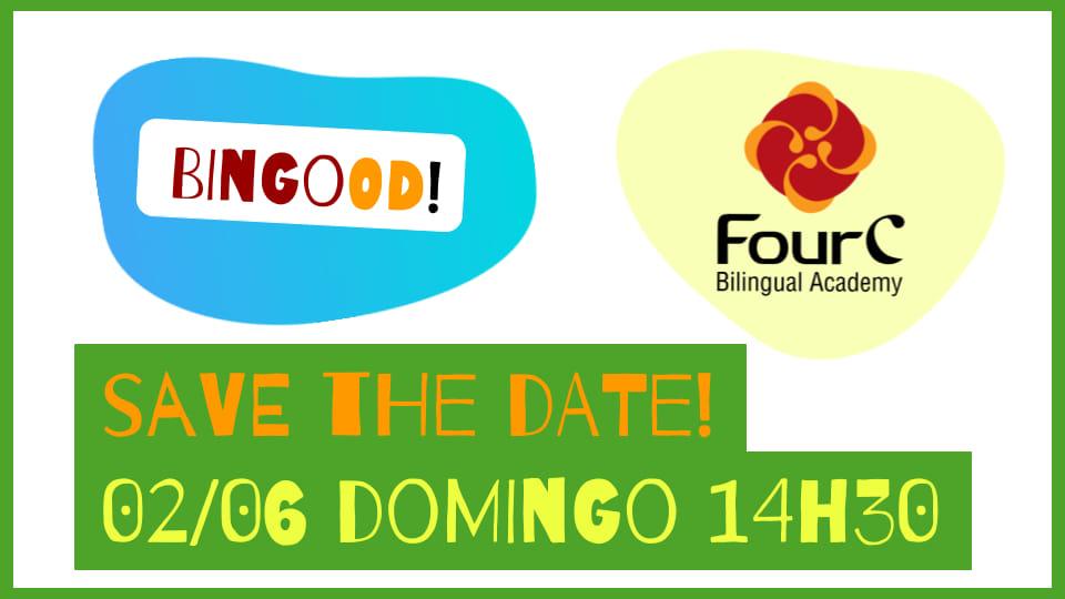 Participe do Bingood e colabore com o Projeto Partilha