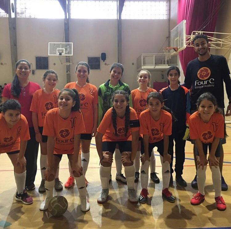 Futsal Feminino segue disputando o Regional nos Jogos Escolares do Estado de SP