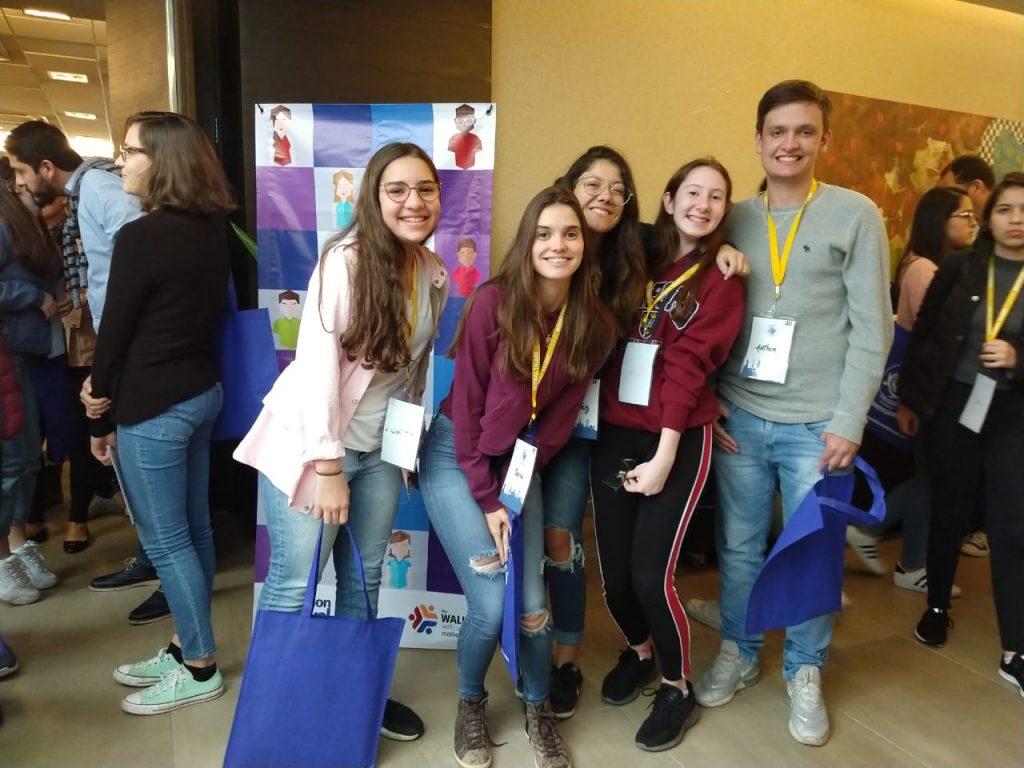 Alunos selecionados pelos 'Talent Hunter' vão para Bootcamp no Peru
