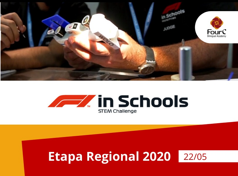 FourC participa da etapa regional do F1 in Schools