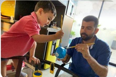 Educação Infantil: o aprender por meio do explorar e brincar