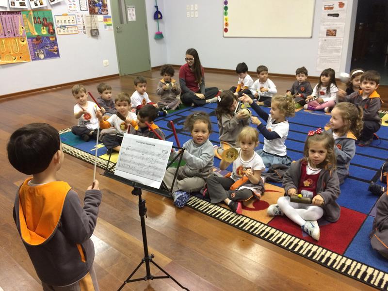 Benefícios da música no processo de aprendizagem